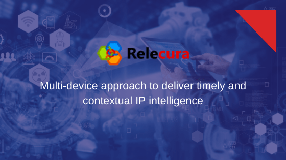 Multi-device approach to deliver timely and contextual IP intelligence