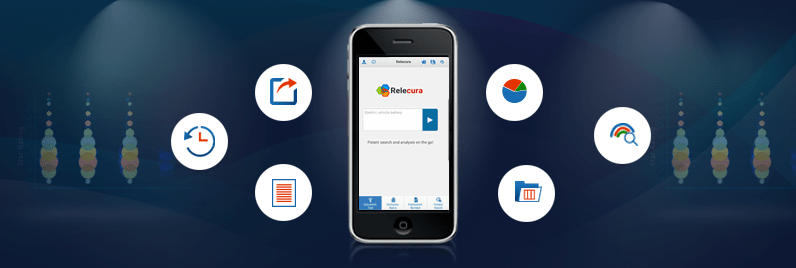 Relecura Mobile v2.0: The Most Advanced Patent Search on Mobile